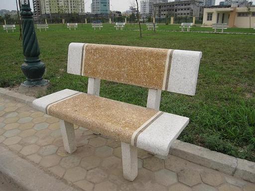 giá ghế đá công viên hà nội 1