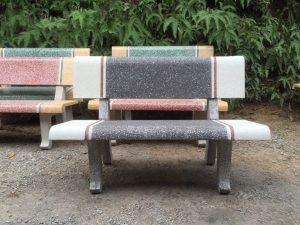 ghế đá granito giá sỉ trên toàn quốc