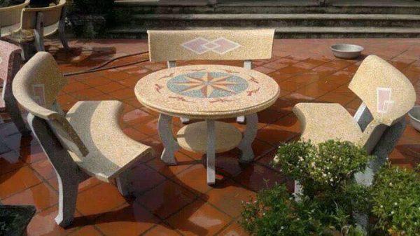mua bàn ghế đá ở đâu hà nội
