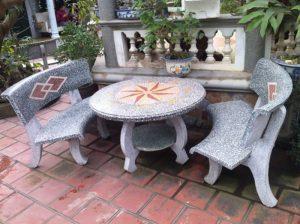 mua bàn ghế đá sân vườn ở đâu hà nội