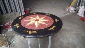 bàn ghế đá sân vườn hà nội giá sỉ