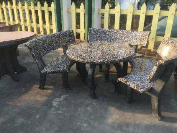 bàn ghế đá sân vườn hà nội