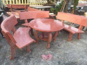 bàn ghế đá sân vườn giá sỉ hà nội
