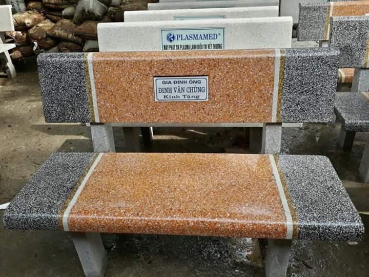 ghế đá granito giá sỉ hà nội