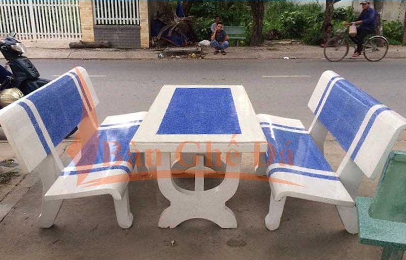 bàn ghế đá sân vườn giá sỉ