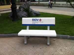 Cách lựa chọn ghế đá công viên tốt nhất