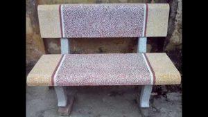 ghế đá công viên hà nội mlv33