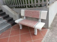 ghế đá công viên mlv401