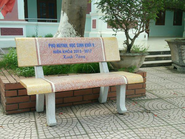 ghế đá công viên 93