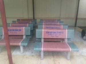 bàn ghế đá nam định