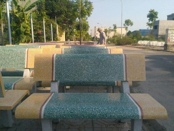 ghế đá vkl