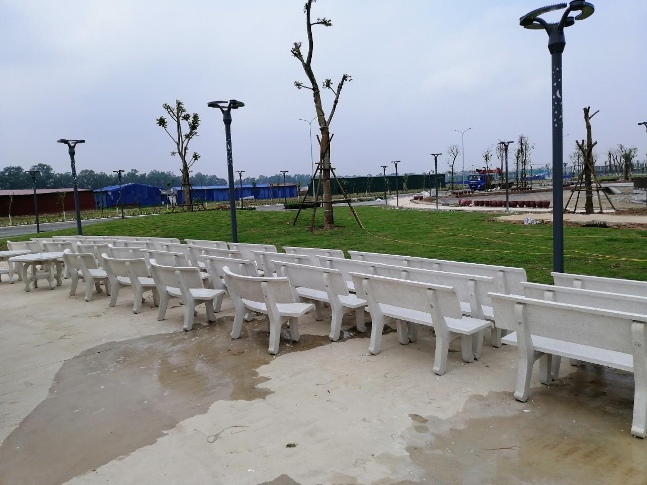 bàn ghế đá Phú Thọ 1