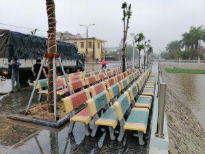 Địa chỉ cung cấp ghế đá trường học uy tín