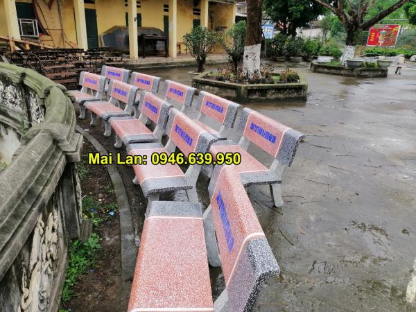 giá ghế đá granito